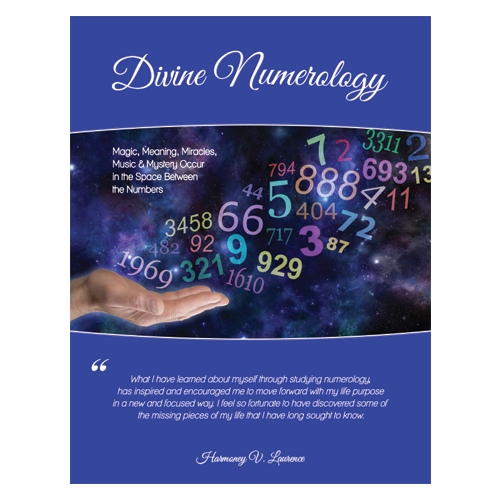 Divine Numerology eBook Cover
